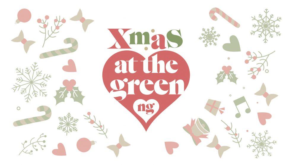 christmas at the green